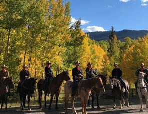 Colorado On Horses